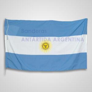 Bandera argentina de Flameo. Calidad Premium.