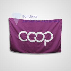 Bandera de Ceremonia ACI-COOP. Calidad Premium