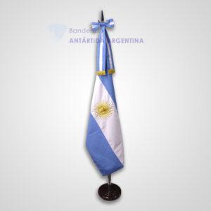 Bandera Argentina de Ceremonia. Calidad Alternativa.