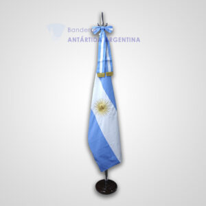 Bandera Argentina de Ceremonia. Calidad Premium.