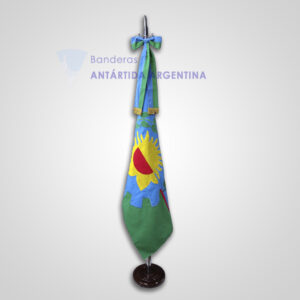 Bandera de Ceremonia Bonaerense